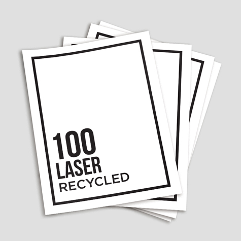 Laser 100 Recycled