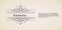 Invitation Wedding
