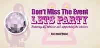 Dance Party Invitation 2