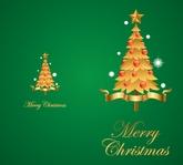 Christmas tree Potrait