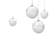 Silver Christmas - potrait