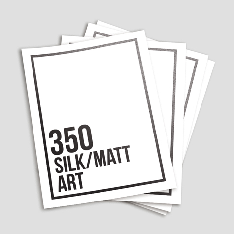 350 Silk/Matt Art
