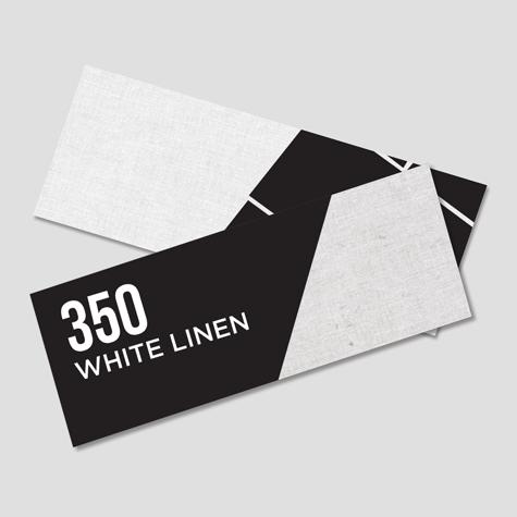 350 White Linen