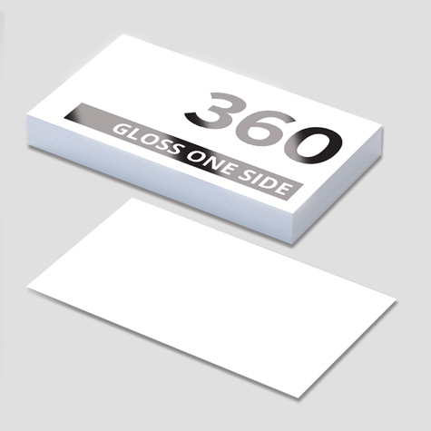 360 Artboard Gloss One Side
